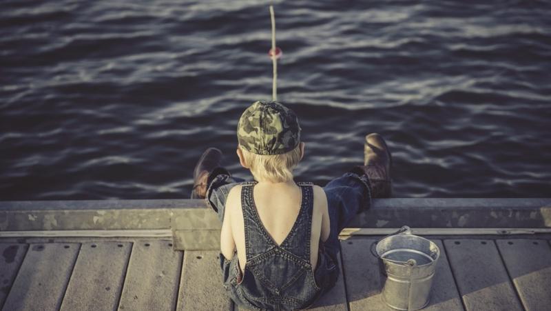 サビキ釣りで豆アジGet