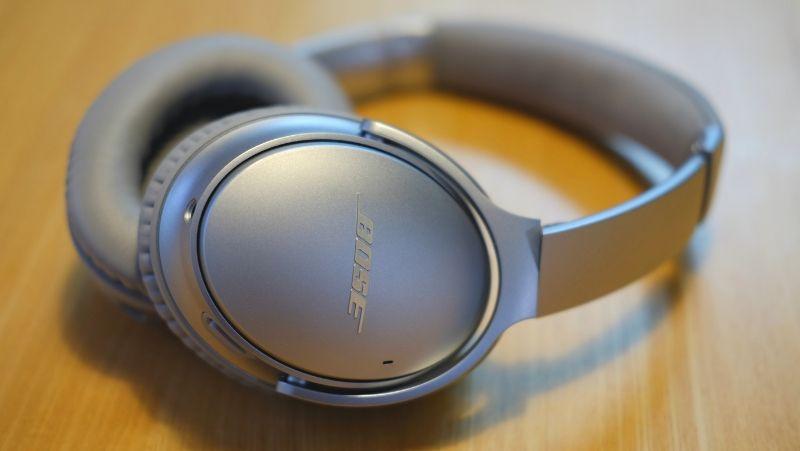 "Bose ノイズキャンセルヘッドホン ""QuietComfort 35 wireless headphones II"""