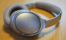 """Bose ノイズキャンセルヘッドホン """"QuietComfort 35 wireless headphones II"""" で自分だけの空間を"""